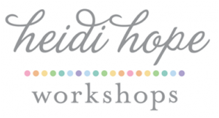 Heidi Hope Workshops