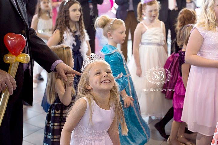 Daddy's Little Sweetheart Ball at Mercedes Kelowna with Juice FM