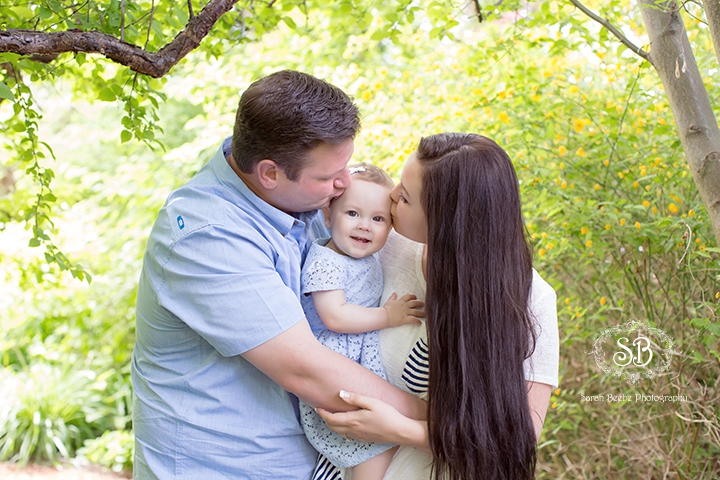 First Year Celebration for Kelowna Cutie and Family May 2015
