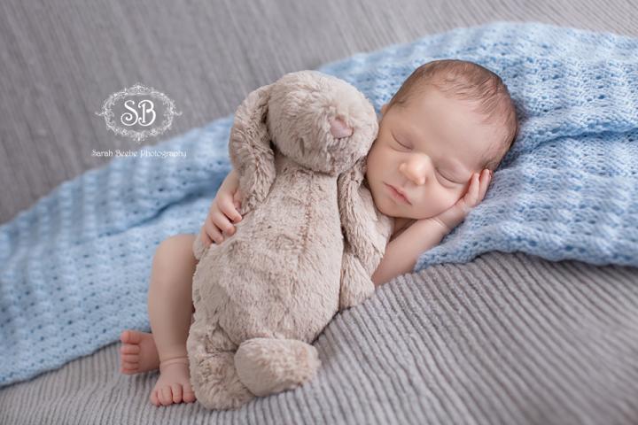 Sweet Baby Boy in Kelowna Studio April 2015