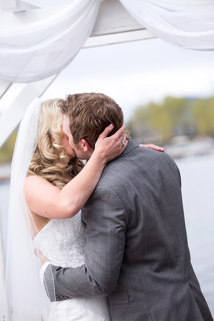Spring Blossom Wedding Kelowna April 2015 Hotel Eldorado