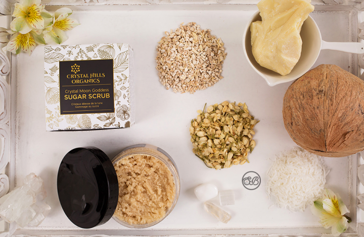 Crystal Hills Organics {Featured in 2017's Grammy Swag Bags}