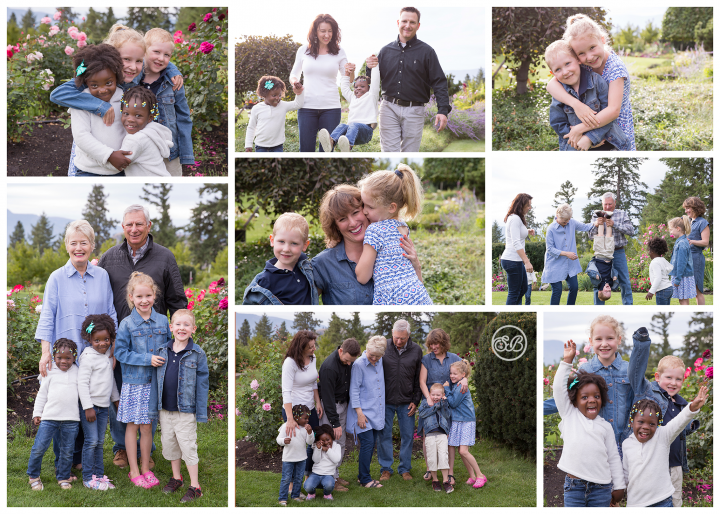 Beautiful Family in East Kelowna {Reunion}