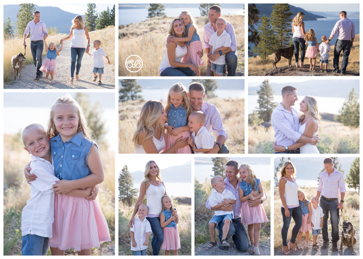 Knox Mountain Family Session Summer 2019