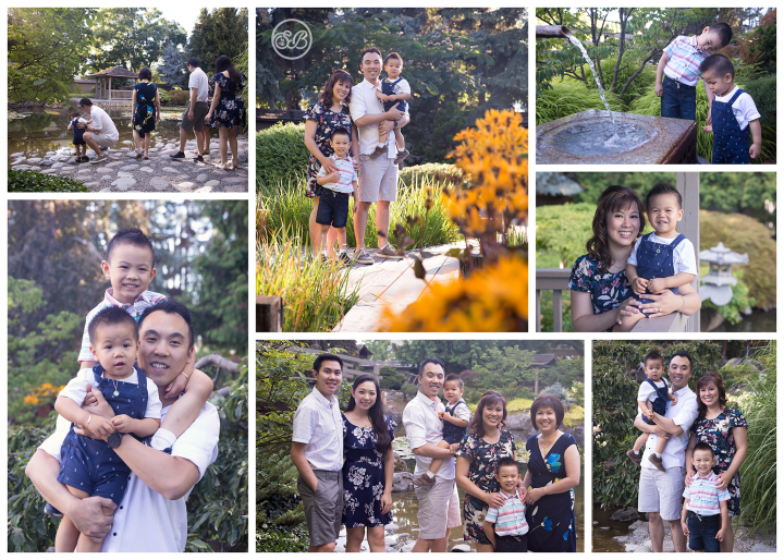 Summer Days {Beautiful Family in Kasugai Gardens, Kelowna}