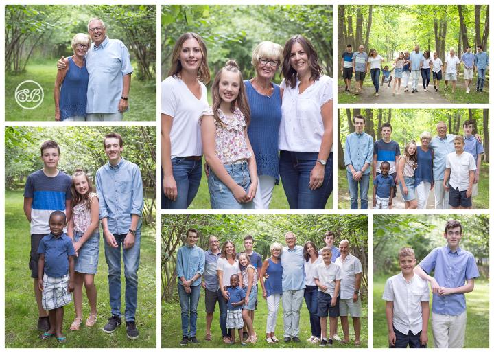 West Kelowna Family Reunion {Gellatly Nut Farm}