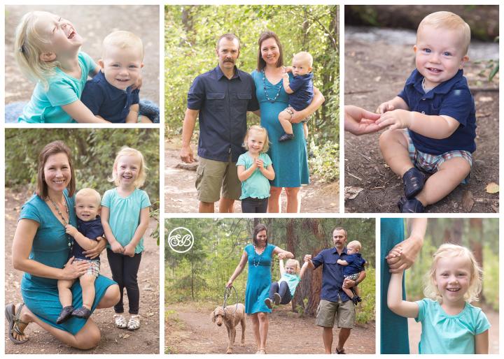 Beautiful Family Celebrates Baby Boy {Milestone 1st Birthday Session}