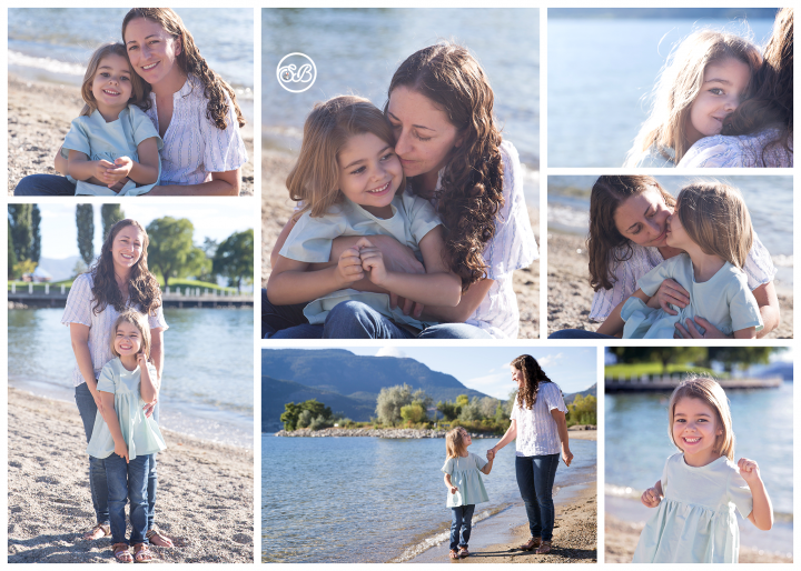 Beach Mini Session {Mom & Daughter}
