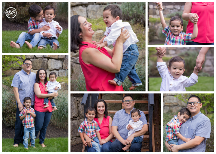 Family Session At Home {Milestone Photographer ~ First Birthday}