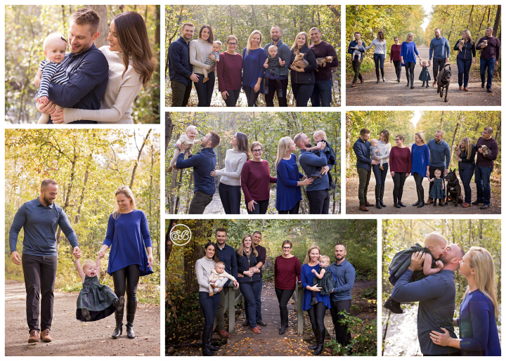 Family Love {Reunion Session Fall 2019}
