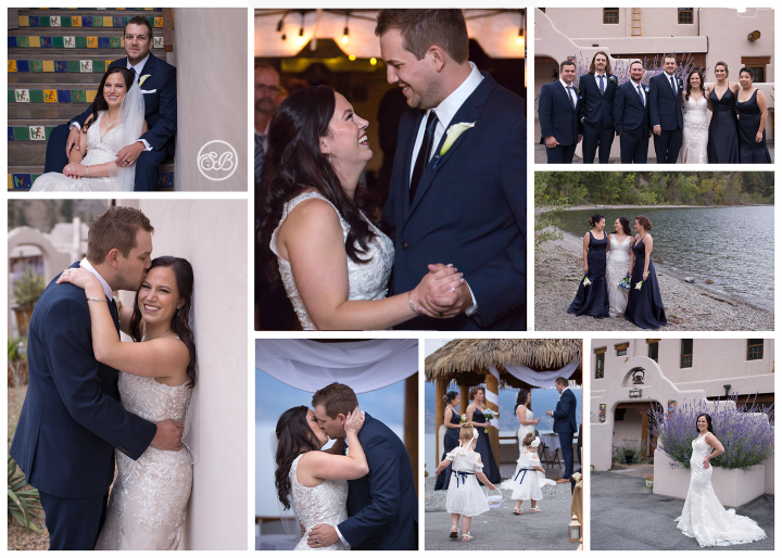 La Punta Norte Summerland Wedding
