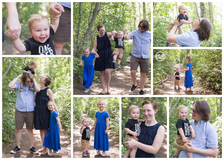 Baby Boy Turns One! {Milestone Photography Family Session}