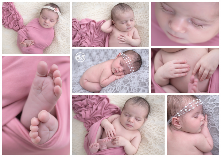 Beautiful Newborn Girl {SBP Kelowna Studio}