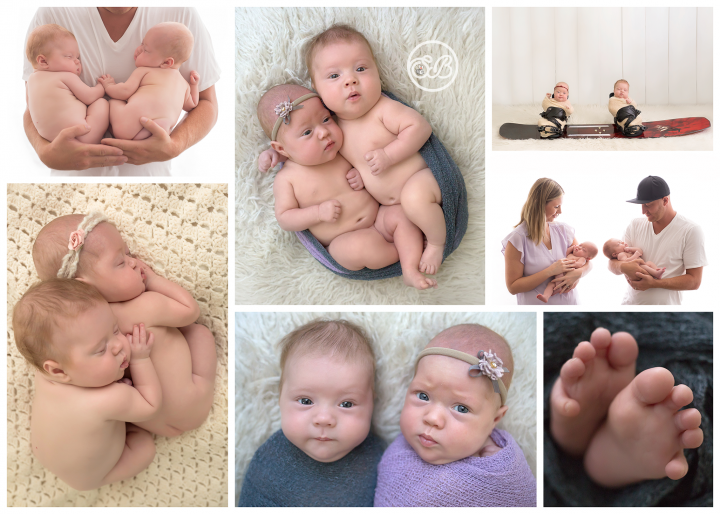 Twins! Such a fun session in the Kelowna SBP Studio :)