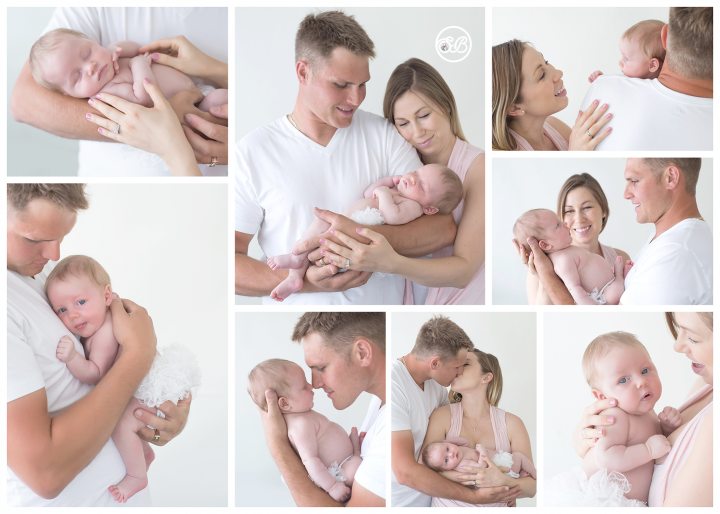 Beautiful Family with Baby Girl {Sweet & Simple}