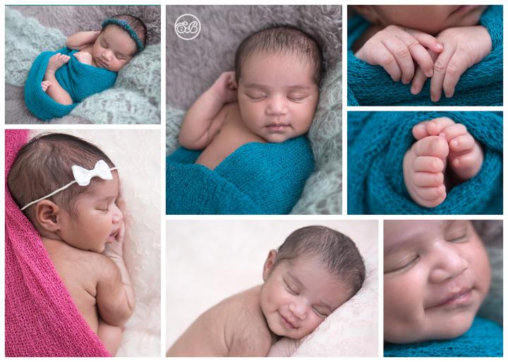 Beautiful Baby Girl {Sarah Beebe Photography Studio Session}
