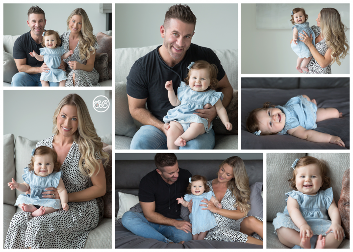 Super Sweet In Home Family Session {Celebrate your Little Star}