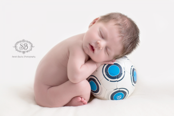 1 Year Late but Just as Sweet ~ Newborn B is ready for his debut!