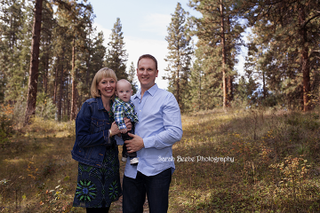 Fall Family Session in the Sunshine