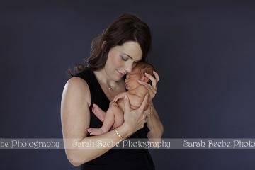 Sweet Little Sleeper Newborn Baby A