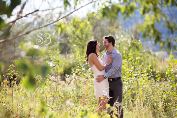 Summer 2014 Lovely Kelowna Beach Engagement Session