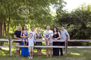 Family Reunion in West Kelowna