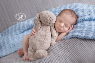 Sweet Baby Boy in Kelowna Studio April 2015