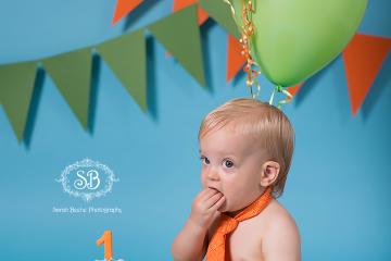 Cute 1 Year old Celebrates His First Year in Kelowna SBP Studio 2015