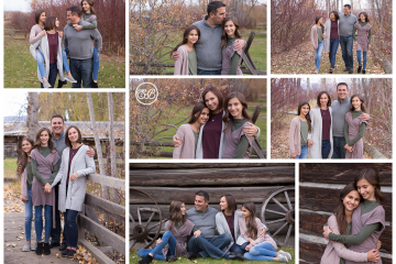 Beautiful Fall Family Session {Father Pandosy Mission}