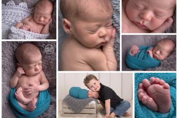Snuggly Baby Boy