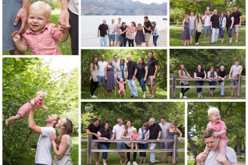 Generation Family Session {Gellatly Nut Farm}