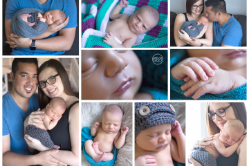 Welcome Sweet Baby Boy {Kelowna Lifestyle In Home Newborn Session}