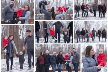 Family Love {Winter Reunion Session}