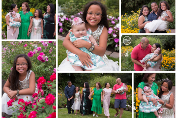 Formal Summer Garden Session {Family Reunion}