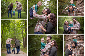 Fun Family Session {Gellatly Nut Farm}