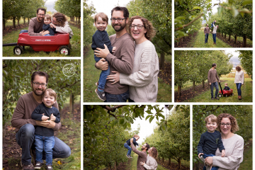Orchard Family Session {Kelowna, BC}