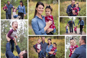 Beautiful Family in Kelowna Park {Milestone Photography}