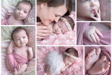 Beautiful Baby Girl {Kelowna In Home Session}