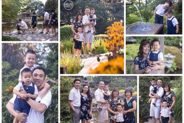 Summer Days {Beautiful Family in Kasugai Gardens, Kelowna}