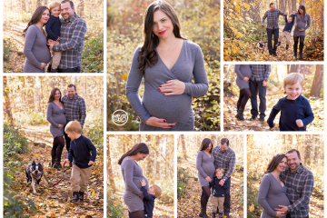 Soon to be Four {Beautiful Fall Family Session}