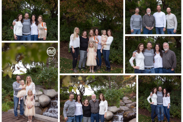 Family Love {Downtown Kelowna Fall Session}