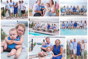 Family Session at Beautiful West Kelowna Home