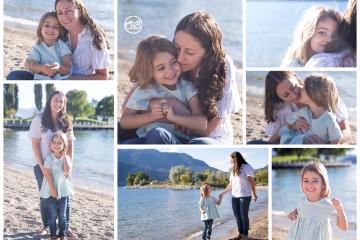 Beach Mini Session {Mom & Daughter}