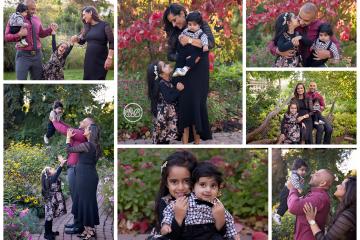 Beautiful Family in Kelowna Garden {What a Lovely Fall!}