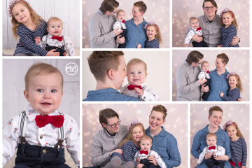 Little Star Family Session {Milestone Photography}