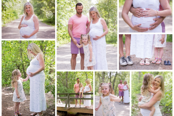 Beautiful Family Maternity Session {Soon to be Four}