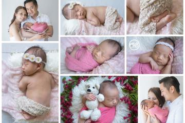 Beautiful Baby Girl Sweet Family Snuggles
