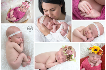 Welcome Baby Girl! {SBP Studio Session}