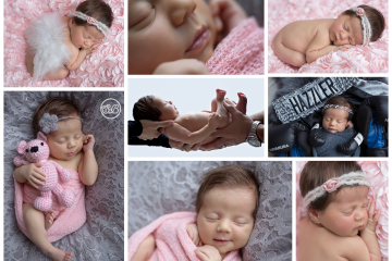 Perfect Baby Girl {In-Home Session}