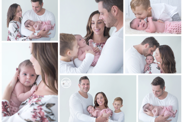 Welcome to the World Sweet Little Girl {SBP Newborn Family Session}